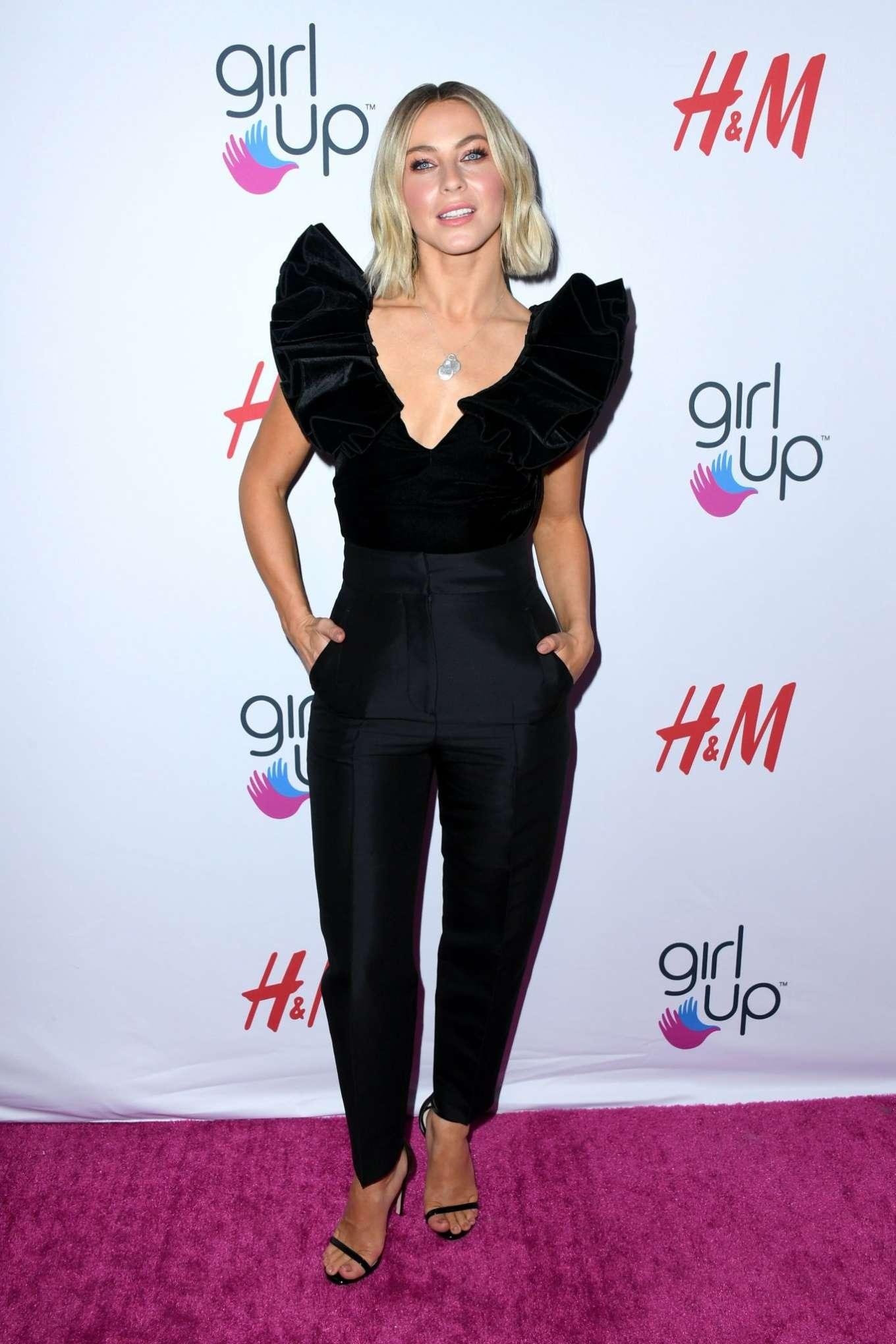 Julianne Hough - 2nd Annual Girl Up #GirlHero Awards in Beverly Hills