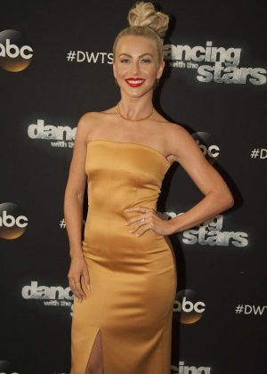 Julianne Hough - ABC's 'Dancing With the Stars': Season 23 - Week Five in LA