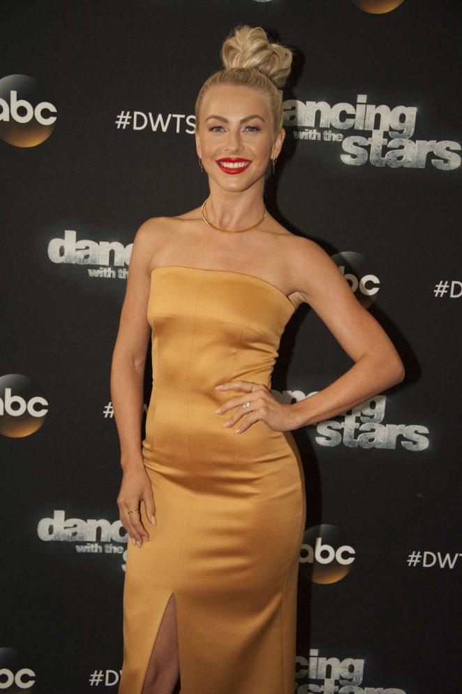 Julianne Hough - ABC's 'Dancing With the Stars': Season 23 - Week Five in LA