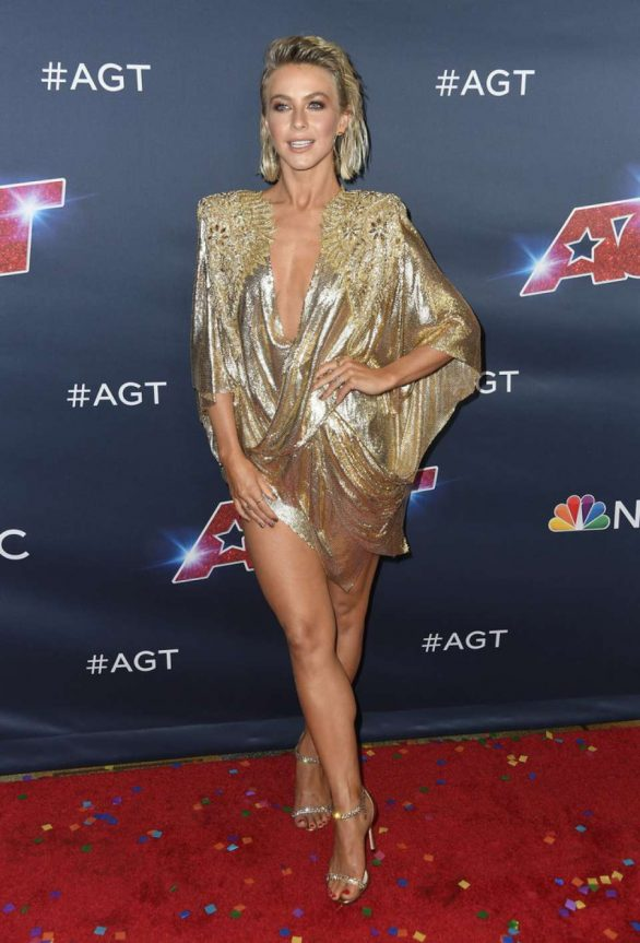 Julianne Hough - 'America's Got Talent' Season 14 Finale in Hollywood