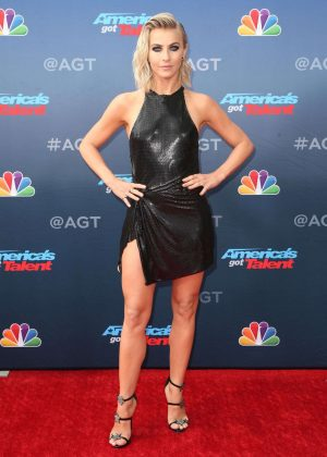 Julianne Hough - 'America's Got Talent' Season 14 Kick-Off in Pasadena