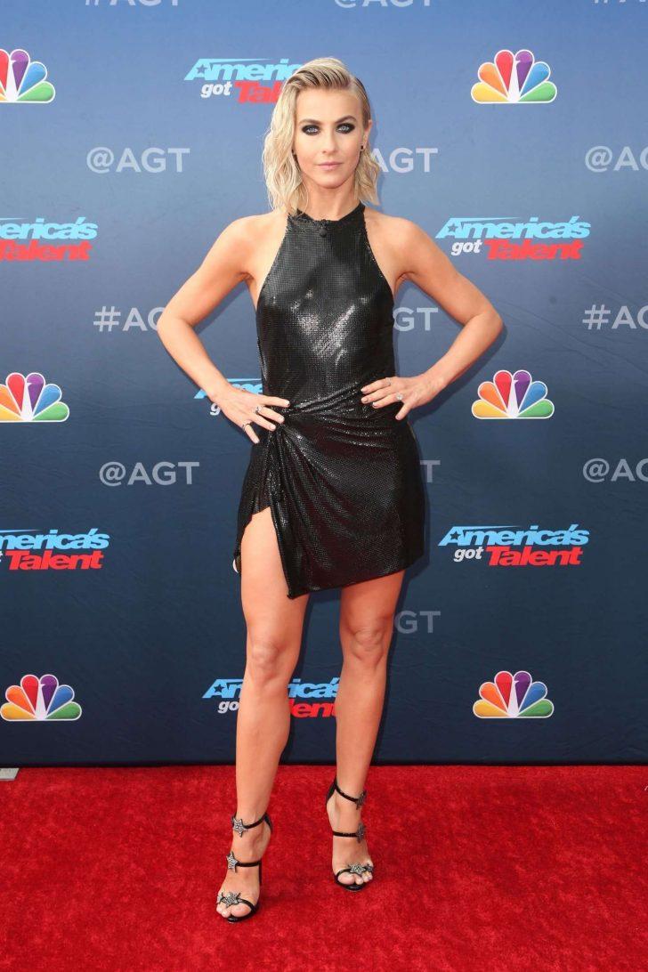 Julianne Hough - 'America's Got Talent' Season 14 Kick-Off in Pasadena