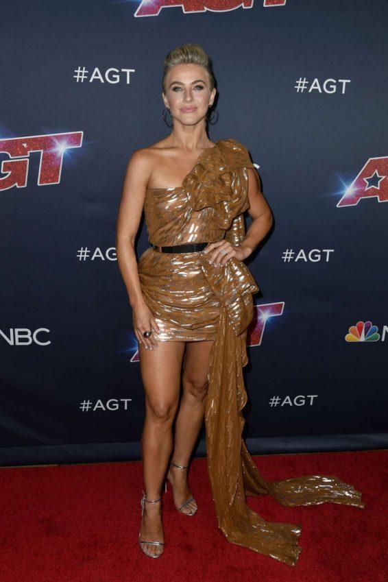 Julianne Hough - America's Got Talent Season 14 Live Show in Hollywood