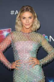 Julianne Hough - 'America's Got Talent' Season 14 Live Show Red Carpet in Hollywood