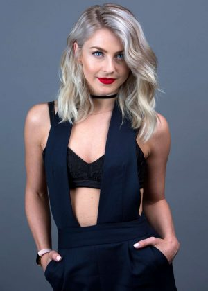 Julianne Hough - Amy Sussman Photoshoot 2016