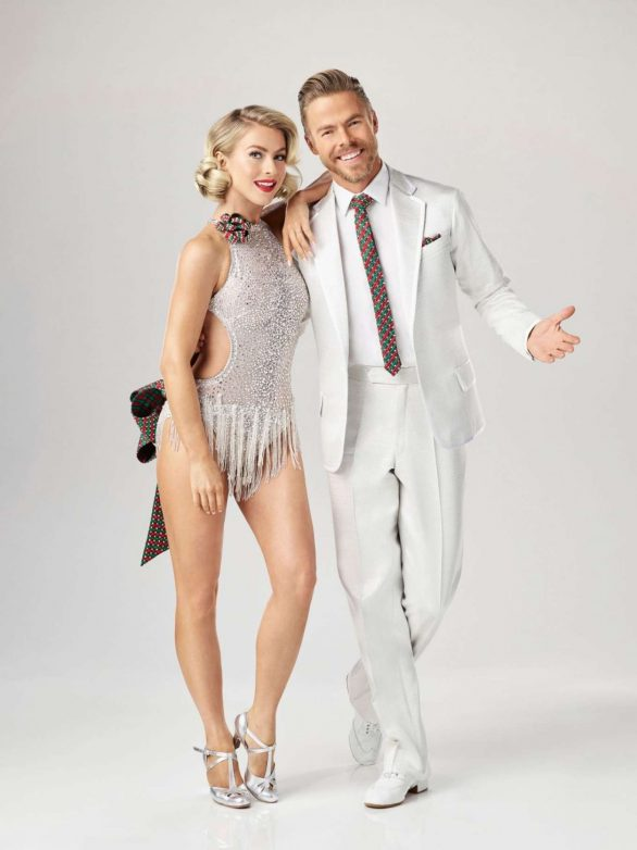 Julianne Hough and Derek Hough - Holidays With The Hough's Promos (December 2019)