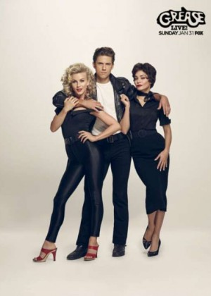 Julianne Hough and Vanessa Hudgens - Grease Promos