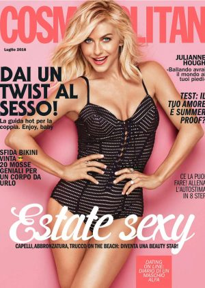 Julianne Hough - Cosmopolitan Italy Magazine (July 2016)