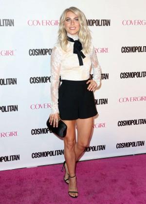 Julianne Hough - Cosmopolitan's 50th Birthday Celebration in West Hollywood