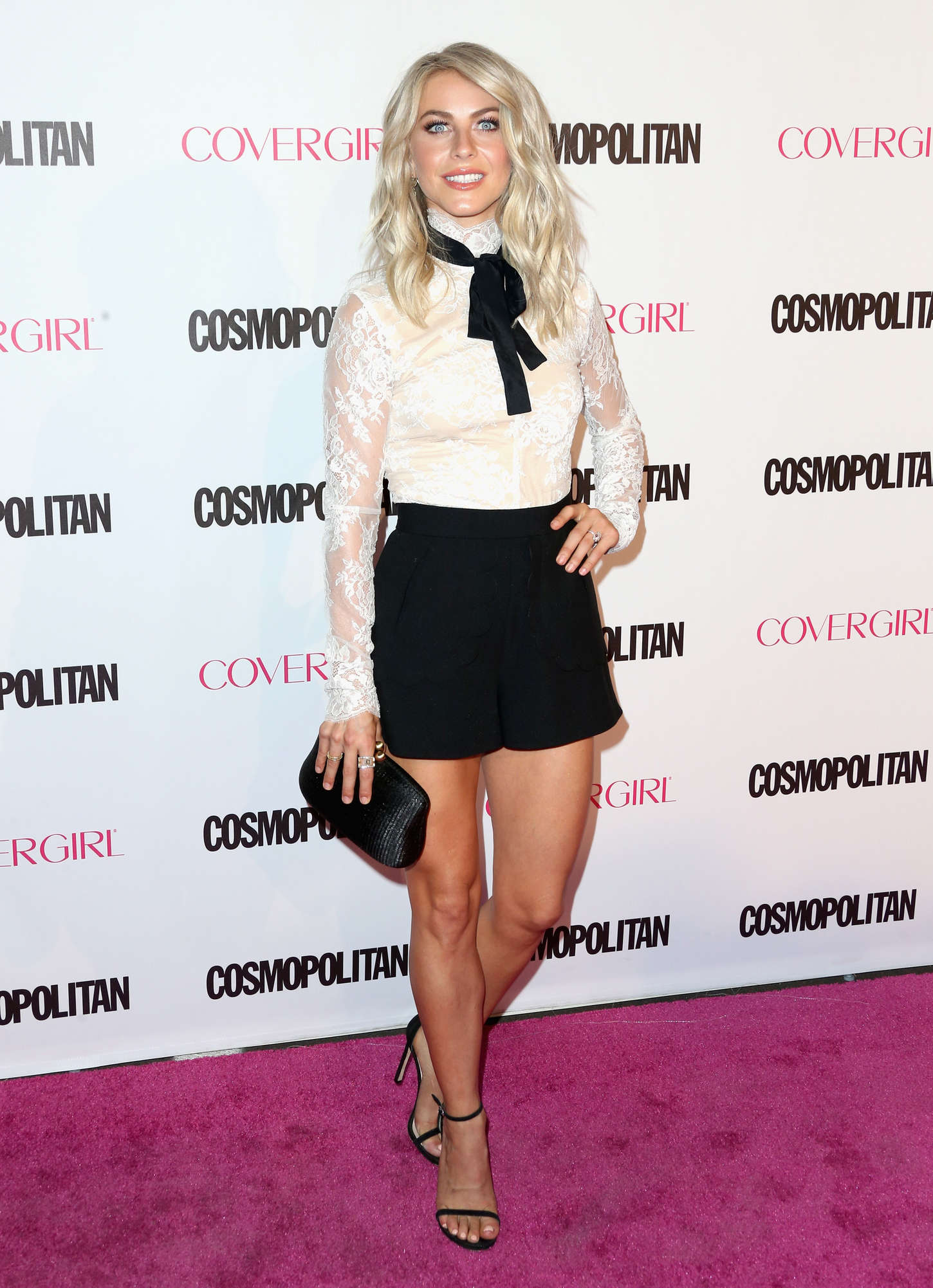 Julianne Hough - Cosmopolitan's 50th Birthday Celebration in West Hollywood