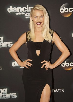Julianne Hough - 'Dancing With the Stars' in LA