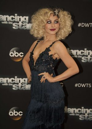 Julianne Hough - Dancing with the Stars in LA