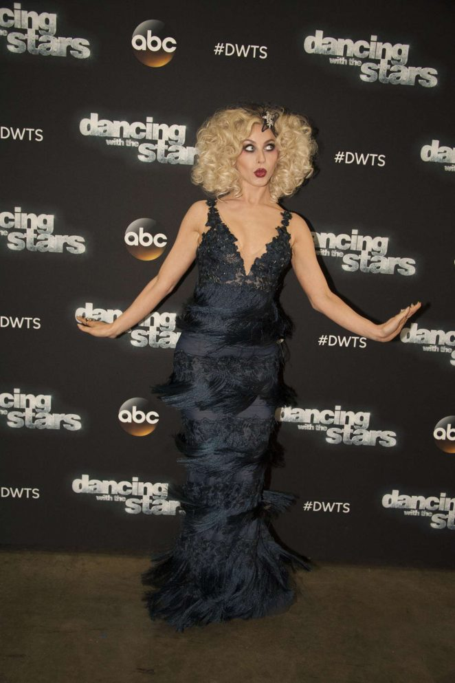 Julianne Hough: Dancing with the Stars in LA -04