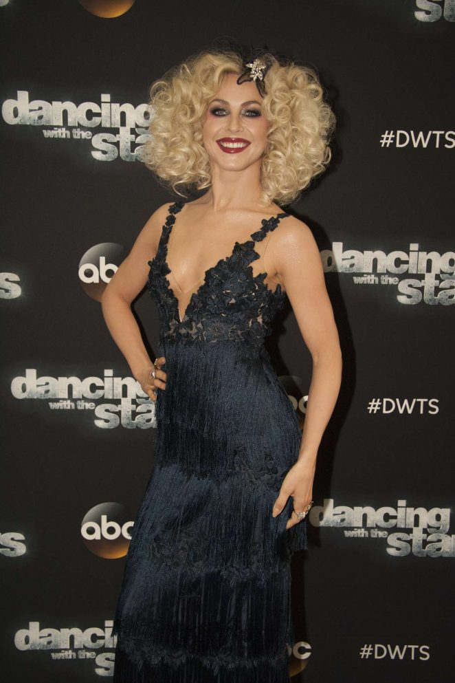 Julianne Hough: Dancing with the Stars in LA -05