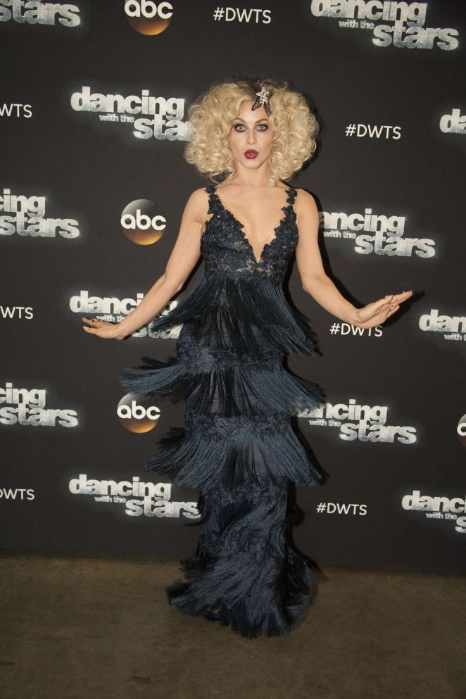 Julianne Hough: Dancing with the Stars in LA -10