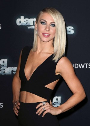 Julianne Hough - 'Dancing With The Stars' Season 21 in Hollywood