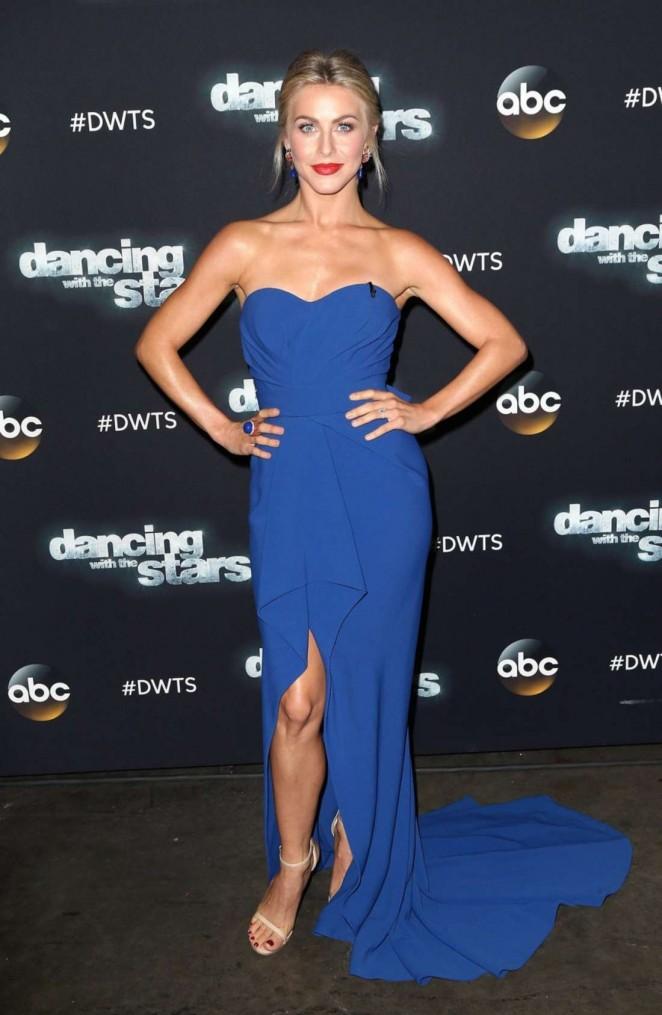 Julianne Hough - 'Dancing With The Stars' Season 21 in LA