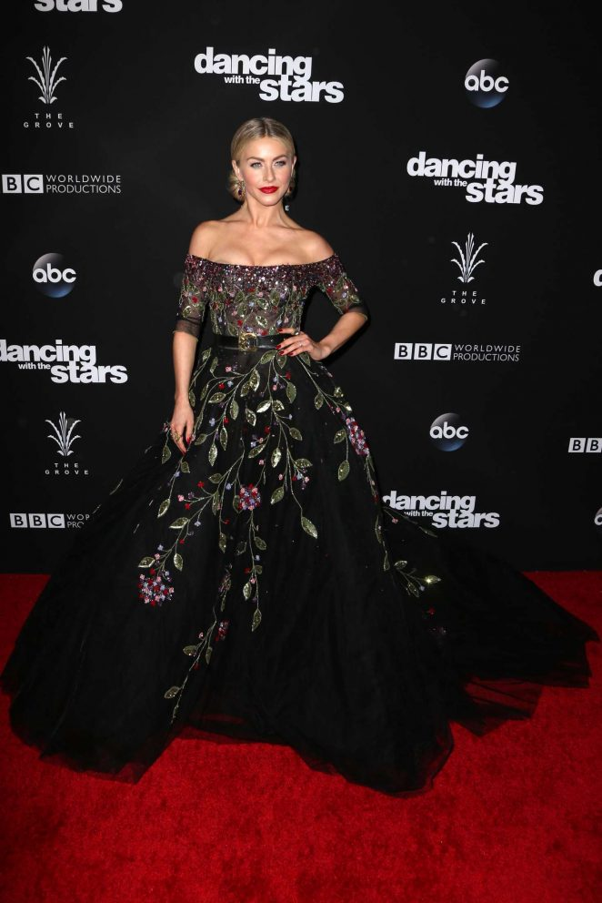 Julianne Hough: Dancing With the Stars Season 23 Finale ...