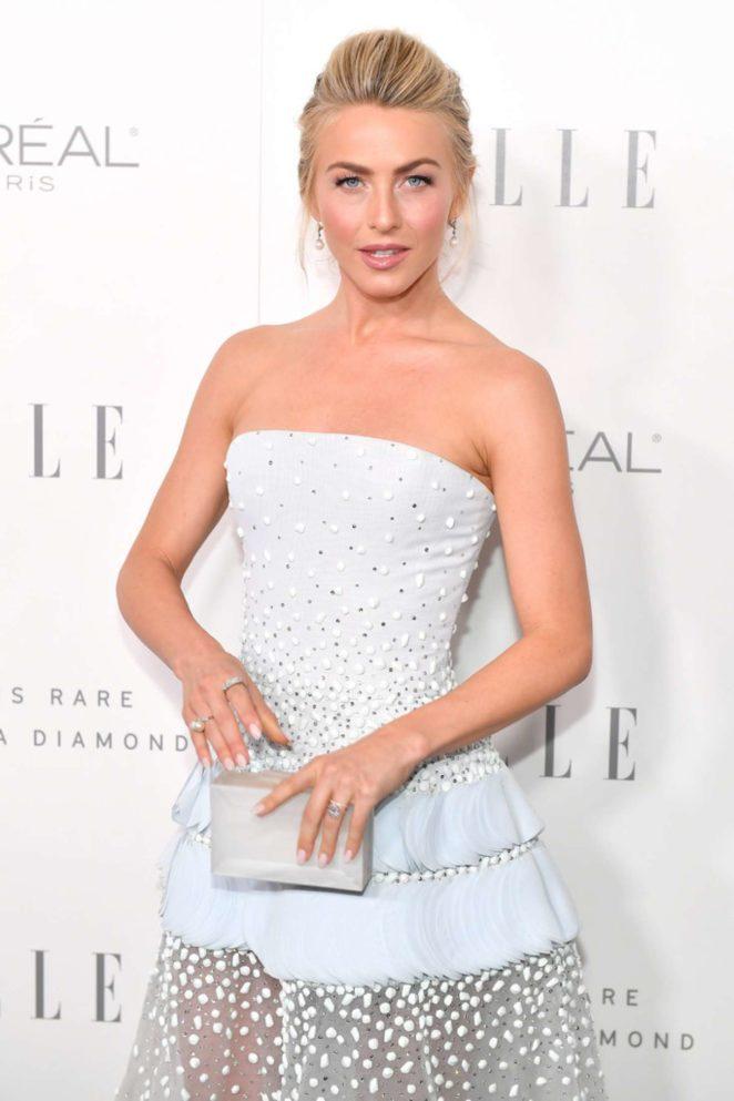 Julianne Hough - ELLE's 24th Annual Women in Hollywood Celebration in LA