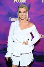 Julianne Hough - Entertainment Weekly & PEOPLE New York Upfronts Party in NY