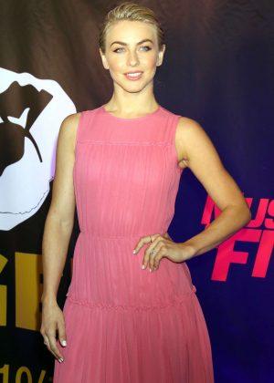 Julianne Hough - Freestyle Releasing's Premiere of 'Bigger' Premiere in Las Vegas