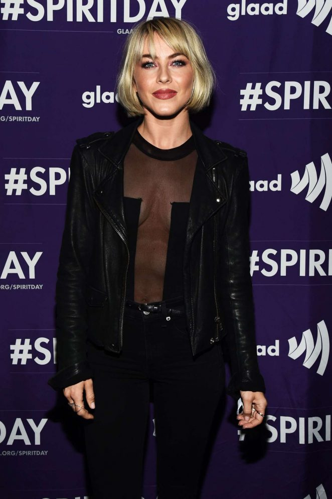 Julianne Hough - GLAAD Spirit Day Event in Los Angeles