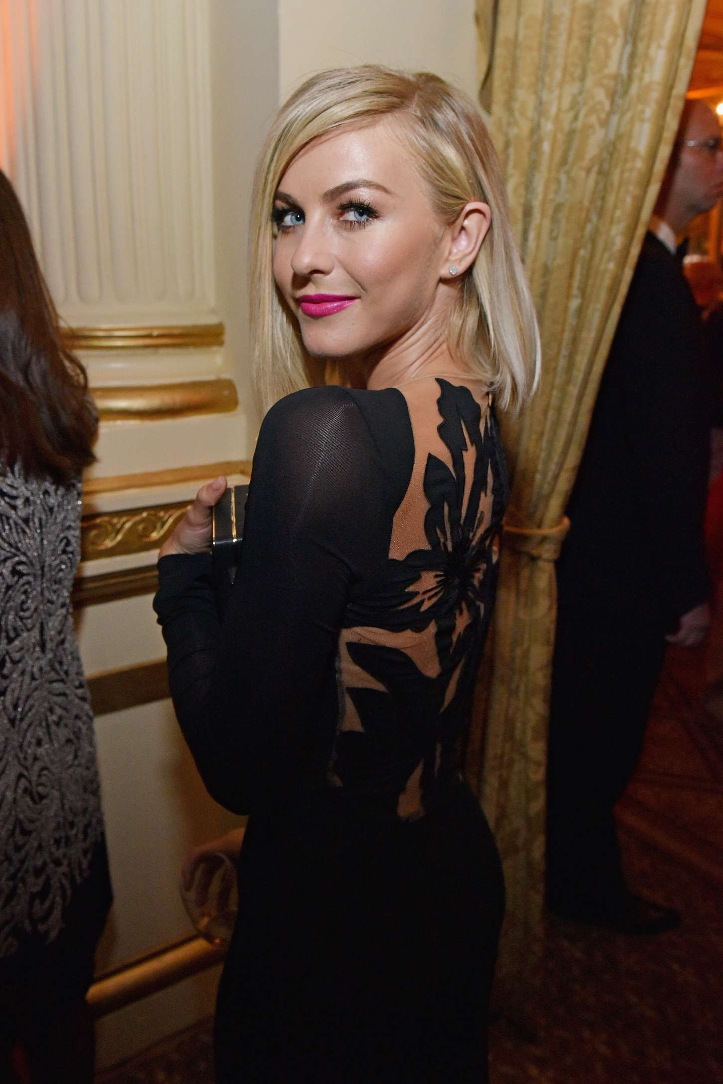 Julianne Hough - Harpers Bazaar ICONS Event in NY
