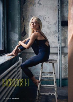 Julianne Hough - Health Magazine (November 2017)