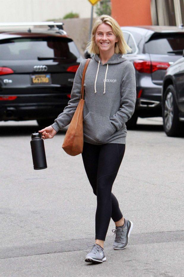 Julianne Hough: Hits the gym in LA -04