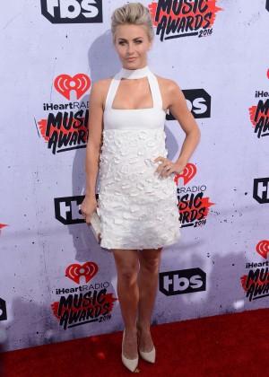 Julianne Hough - iHeartRadio Music Awards 2016 in Los Angeles