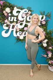 Julianne Hough -  'In goop Health Summit' at Rolling Greens Nursery in LA