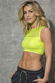 Julianne Hough - MGA sportswear photoshoot