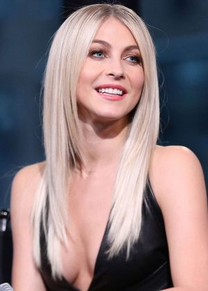 Julianne Hough - 'Move Live' Performance at AOL Build Speaker Series in NY