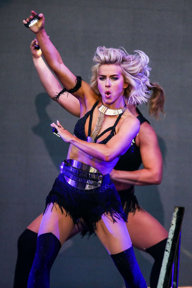 Julianne Hough - Move Live Tour in Raleigh