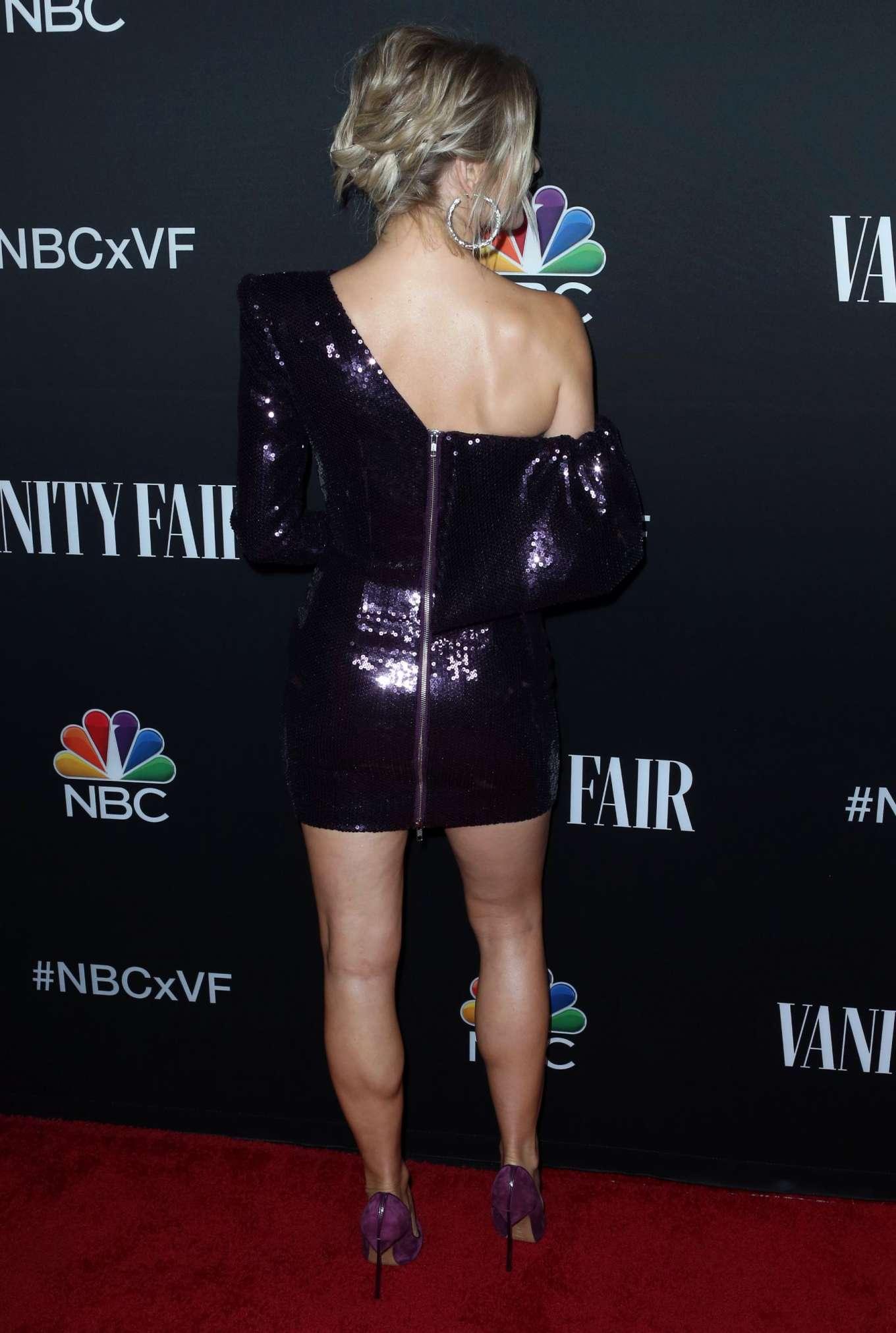 Julianne Hough 2019 : Julianne Hough – NBC and Vanity Fairs Celebration Of The Season-04