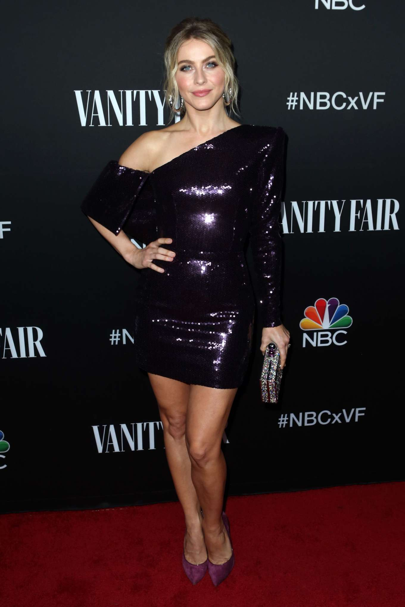 Julianne Hough 2019 : Julianne Hough – NBC and Vanity Fairs Celebration Of The Season-06