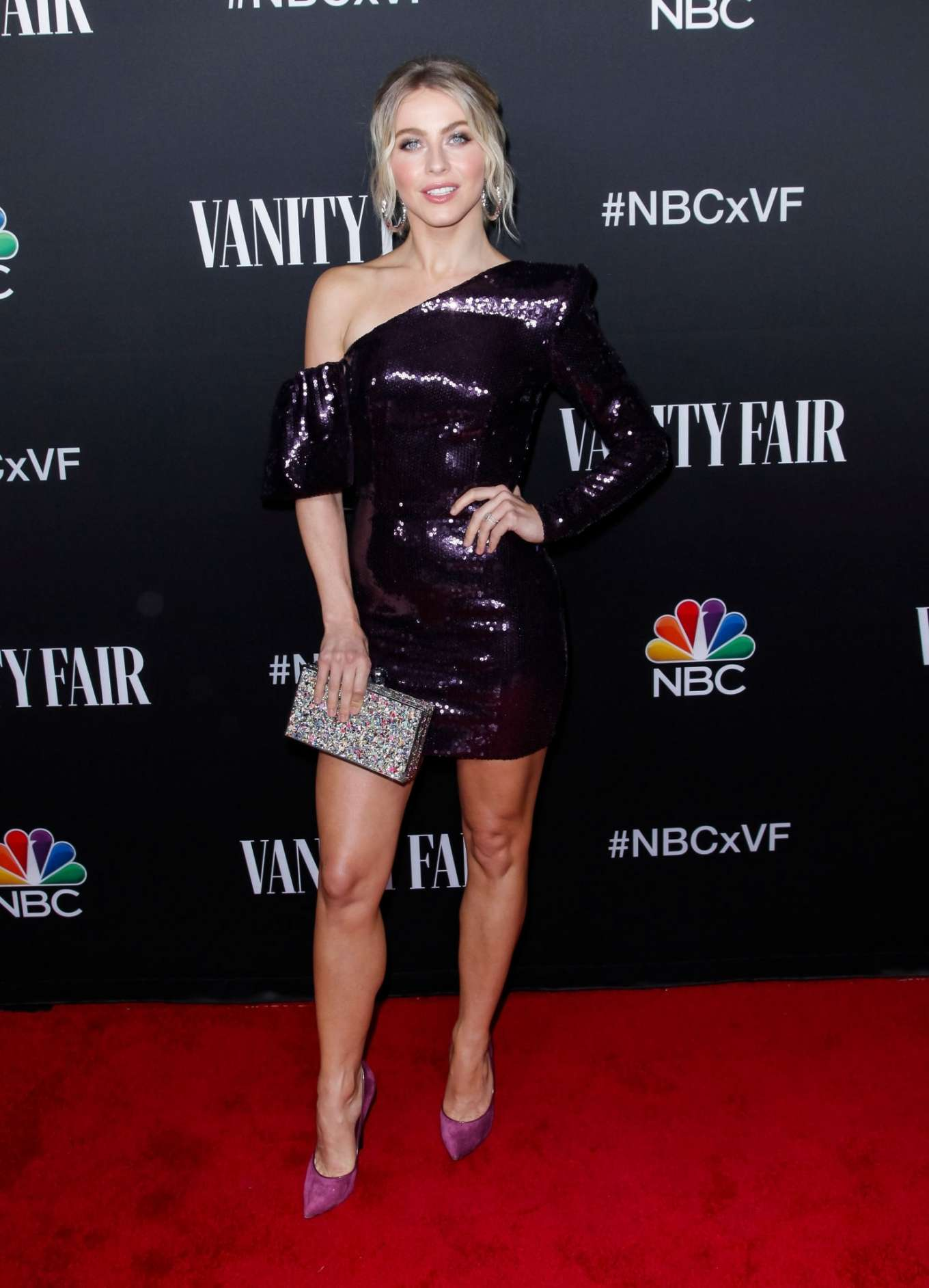 Julianne Hough 2019 : Julianne Hough – NBC and Vanity Fairs Celebration Of The Season-07
