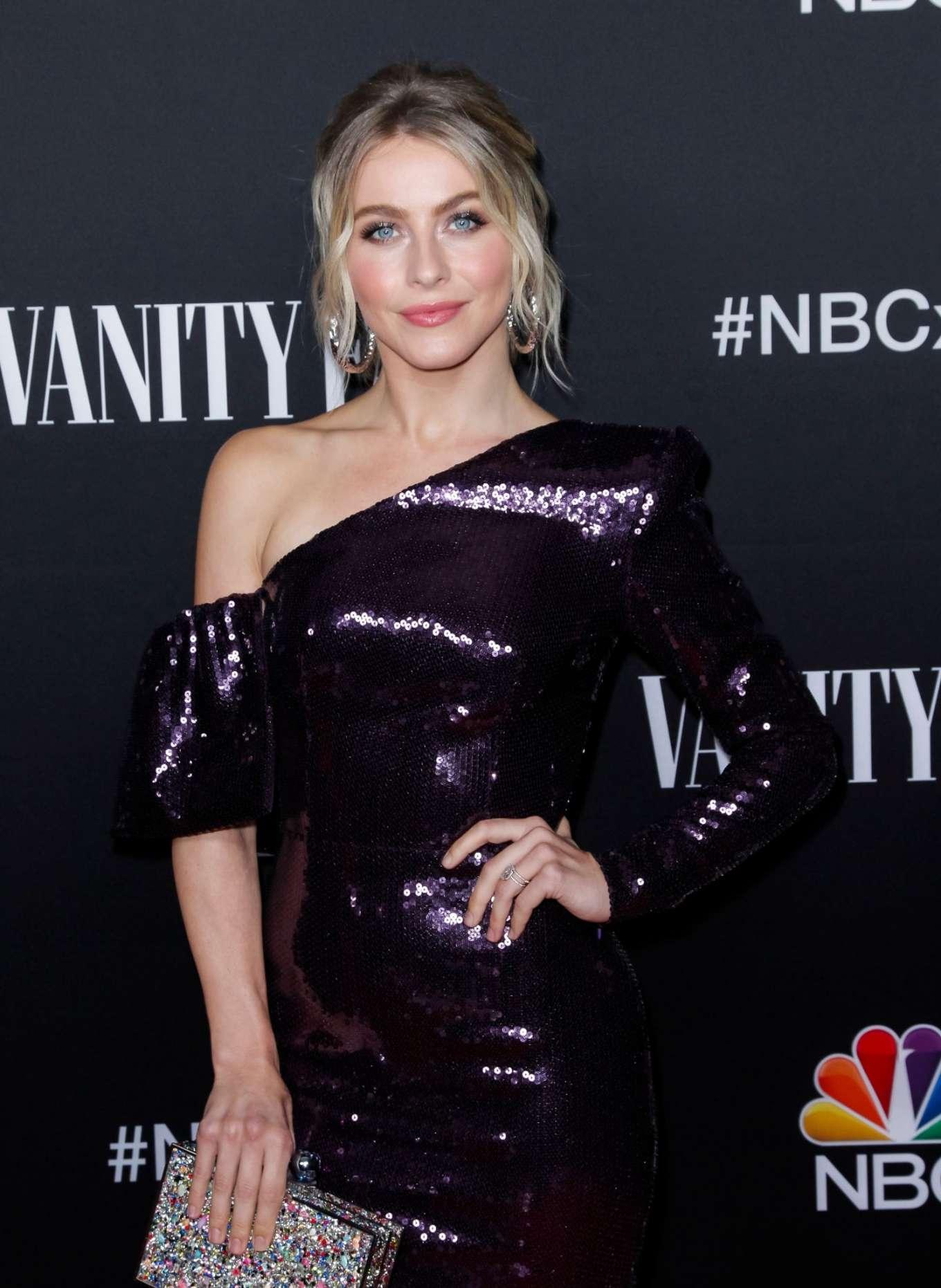 Julianne Hough 2019 : Julianne Hough – NBC and Vanity Fairs Celebration Of The Season-09