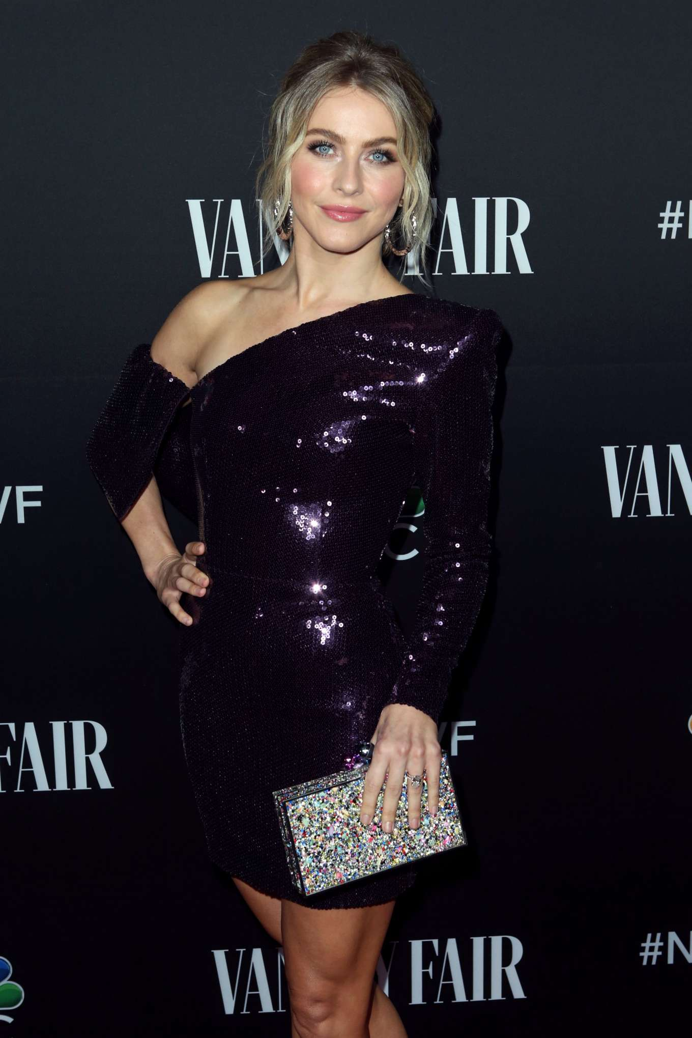 Julianne Hough - NBC and Vanity Fair's Celebration Of The Season in Los Angeles