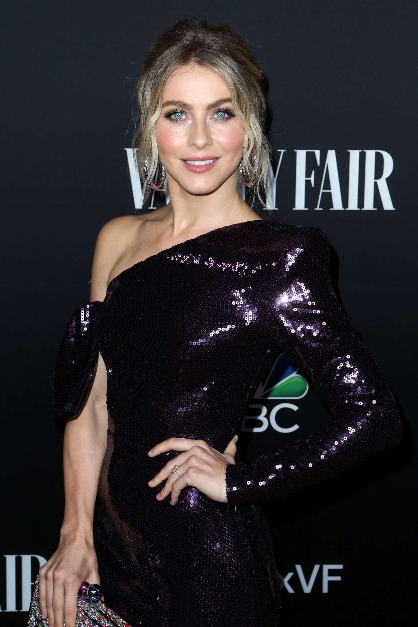 Julianne Hough 2019 : Julianne Hough – NBC and Vanity Fairs Celebration Of The Season-14