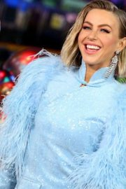 Julianne Hough Nbc S New Year S Eve In New York Gotceleb