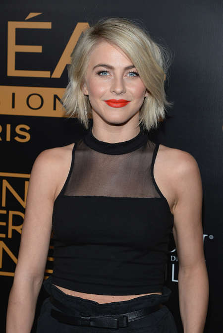 Julianne Hough - Nine Zero One Salon Melrose Place Launch Party in LA
