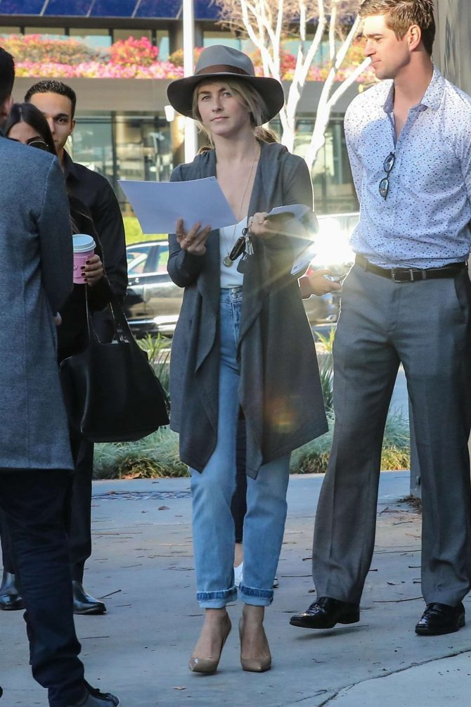 Julianne Hough: Out in West Hollywood -02