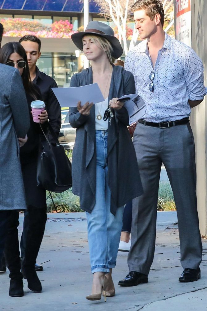 Julianne Hough: Out in West Hollywood -06