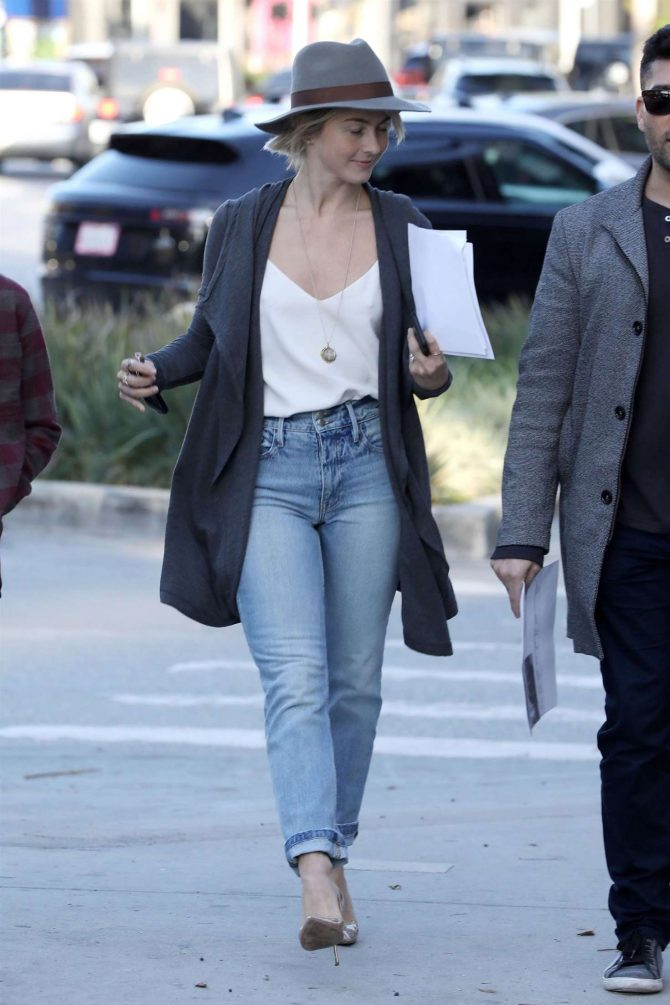 Julianne Hough: Out in West Hollywood -07