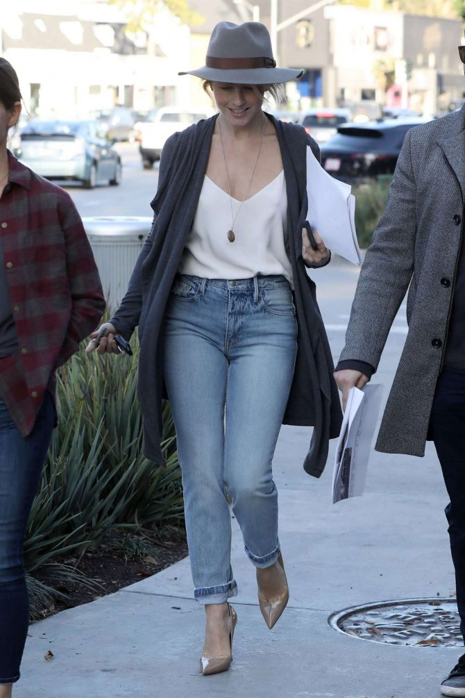 Julianne Hough - Out in West Hollywood