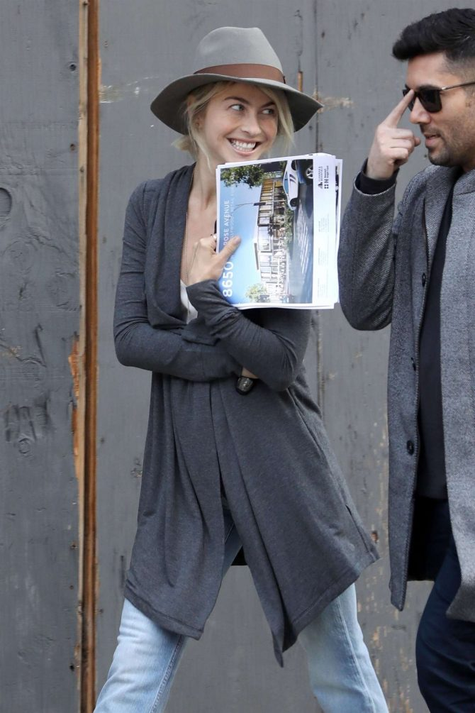 Julianne Hough: Out in West Hollywood -10