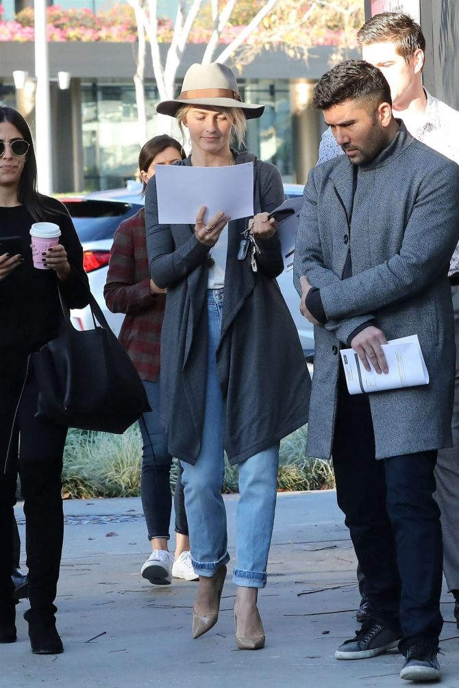 Julianne Hough: Out in West Hollywood -14