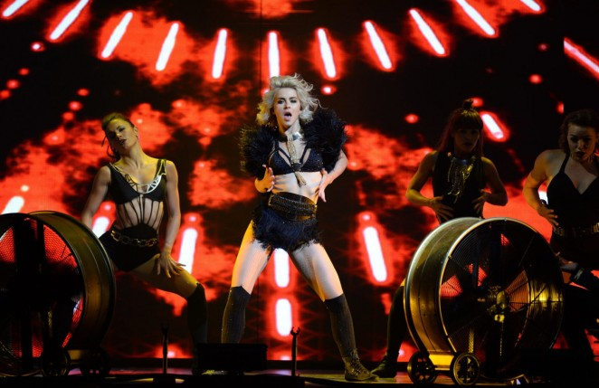 Julianne Hough: Performing at MOVE Live on Tour -03