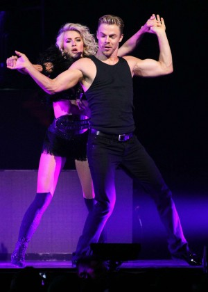 Julianne Hough: Performing at MOVE Live on Tour -06